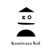 Kamiwaza Kid Logo